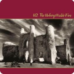 U2 (UNFORGETTABLE FIRE)...