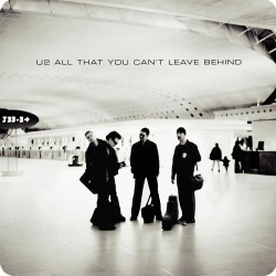 U2 (ALL THAT YOU CAN'T...