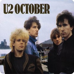U2 (OCTOBER) ALBUM COVER...