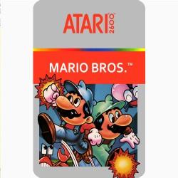 MARIO BROS (ATARI 2600)...