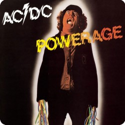 ACDC (POWERAGE) ALBUM COVER...