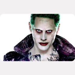 THE JOKER (JARED LETO)...