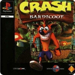 CRASH BANDICOOT...