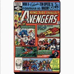 THE AVENGERS ANNUAL 10...