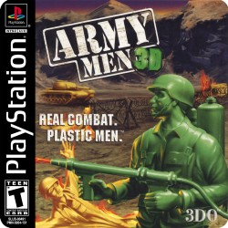 ARMY MEN 3D (PLAYSTATION)...