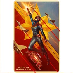 CAPTAIN MARVEL (DOLBY FILM...