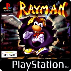 RAYMAN (PLAYSTATION) GAME...
