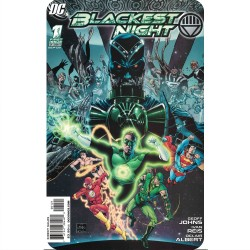 BLACKEST NIGHT NO. 1 (DC...