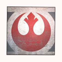 REBEL ALLIANCE LOGO (STAR...