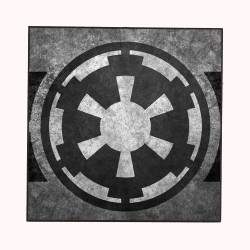 GALACTIC EMPIRE LOGO (STAR...