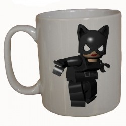 CATWOMAN (BATMAN LEGO) MUG