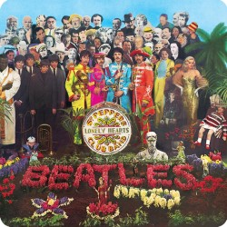 THE BEATLES (SGT. PEPPERS...