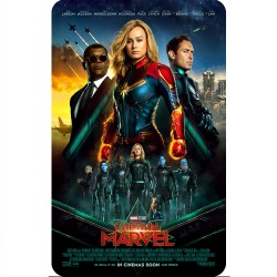 CAPTAIN MARVEL (GROUP FILM...