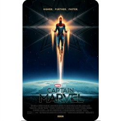 CAPTAIN MARVEL (SPACE FILM...
