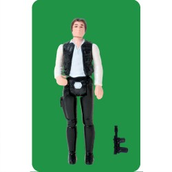 HAN SOLO (STAR WARS ACTION...