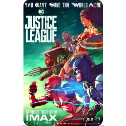 JUSTICE LEAGUE (IMAX MOVIE...