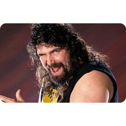 MICK FOLEY (WWE) FRIDGE MAGNET