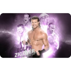 DOLPH ZIGGLER (WWE) FRIDGE...