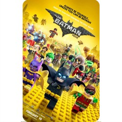 BATMAN LEGO (CAST MOVIE...