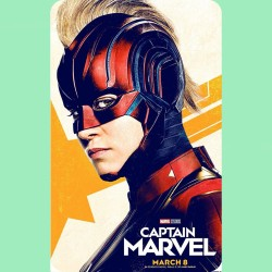 CAPTAIN MARVEL (HEAD FILM...