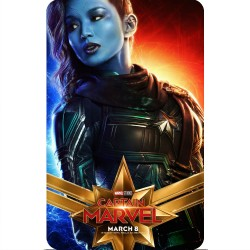 CAPTAIN MARVEL (MINN-ERVA...