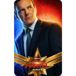 CAPTAIN MARVEL (COULSON...