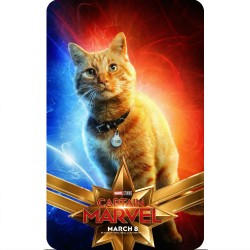 CAPTAIN MARVEL (GOOSE FILM...