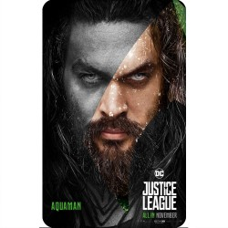 JUSTICE LEAGUE (AQUAMAN TWO...