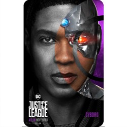 JUSTICE LEAGUE (CYBORG TWO...