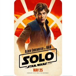 SOLO (HAN SOLO) MOVIE...