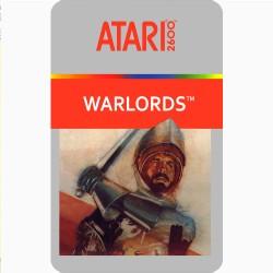 WARLORDS (ATARI 2600) GAME...