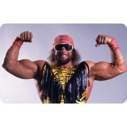 MACHO MAN RANDY SAVAGE...
