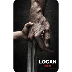 LOGAN (X-MEN MOVIE POSTER)...
