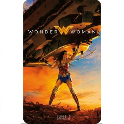 WONDER WOMAN (TANK MOVIE...
