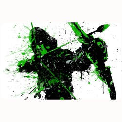 GREEN ARROW (DC) FRIDGE MAGNET