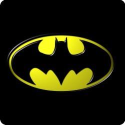 BATMAN (LOGO) WOODEN COASTER