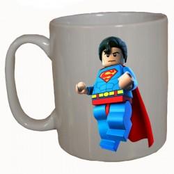 SUPERMAN (LEGO) MUG