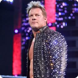 CHRIS JERICHO (WWE) FRIDGE...