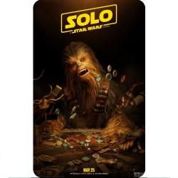 SOLO (CHEWBACCA - IMAX)...