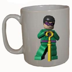 RIDDLER (BATMAN LEGO) MUG