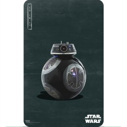 THE LAST JEDI (BB 9E- STAR...
