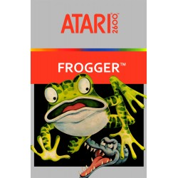 FROGGER (ATARI 2600) GAME...