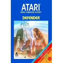 DEFENDER (ATARI 2600) GAME...