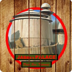 JABBA'S PALACE (STAR WARS)...