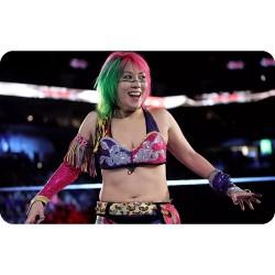 ASUKA (WWE) FRIDGE MAGNET
