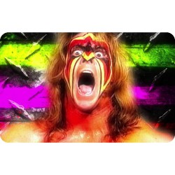 THE ULTIMATE WARRIOR (WWE)...