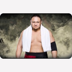 SAMOA JOE (WWE) FRIDGE MAGNET