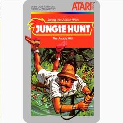 JUNGLE HUNT (ATARI 2600)...
