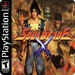 SOUL BLADE (PLAYSTATION)...