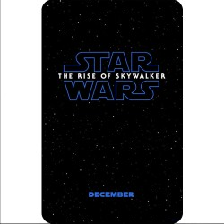 THE RISE OF SKYWALKER (STAR...